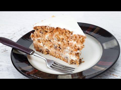 Bebina Kuhinja - Torta Od šargarepe ( Carrot Cake ) - Domaći Video Recept