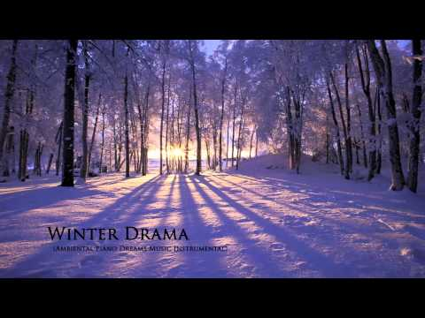 Deejay RT - Winter Drama (Ambiental Piano Dreams Music Instrumental)