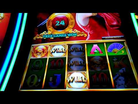 Fortune's Way slot machine 185 free spins and credit prize