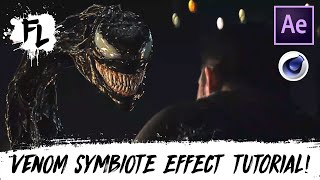 Venom Symbiote Effect Tutorial! | Film Learnin