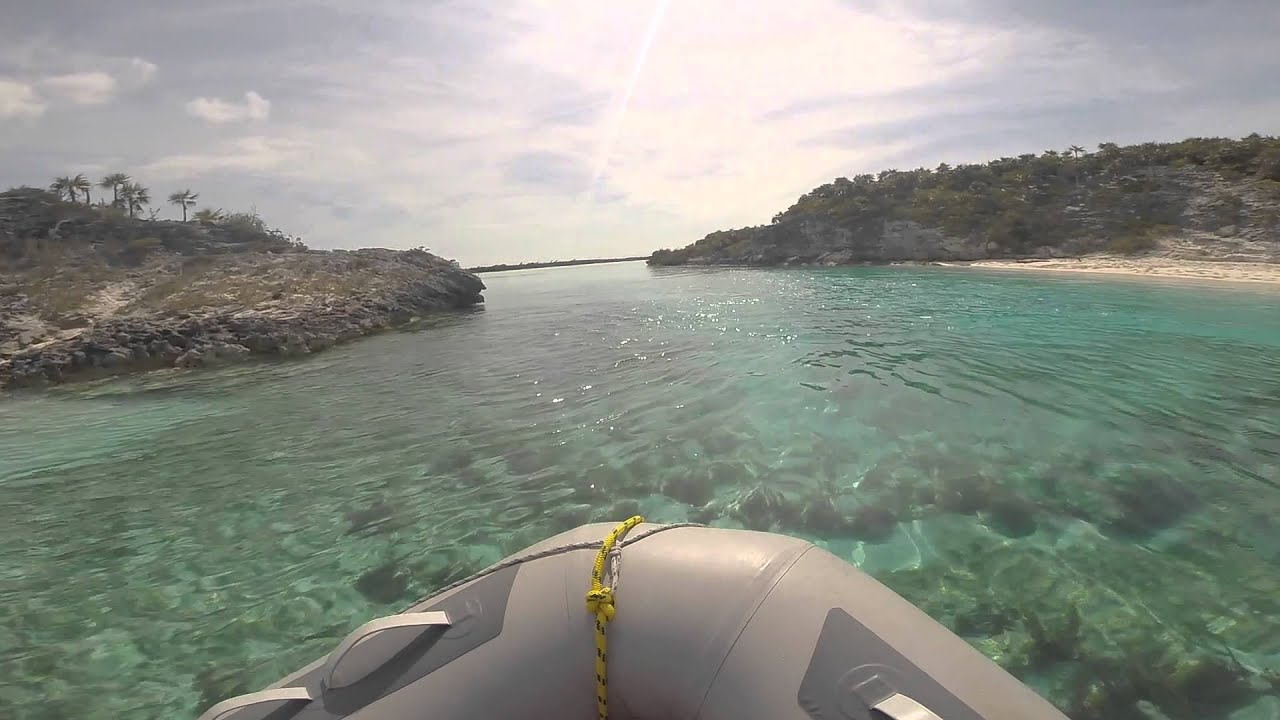 Destination Bahamas: 5 Best Paddle Places in the Bahamas