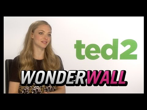 Mark Wahlberg Kidnapped Amanda Seyfried's Dog on 'Ted 2' Set