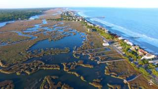 Pawley's Island by Air | 4K