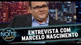 The Noite 18/06/14 (parte 1) - Entrevista Marcelo Nascimento
