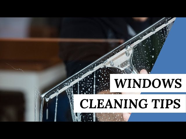 How To Make An Eco-Friendly WINDOW CLEANER? | Cleaning Tips #short