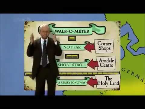 Horrible Histories The Crusades Report YouTube - YouTube