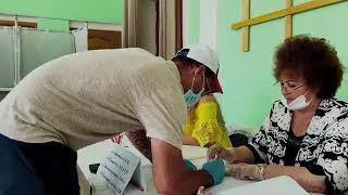 Роман Широков проголосовал в Дедовске