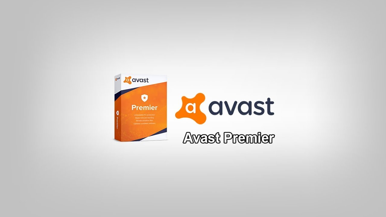 Performance Test - Avast Premier