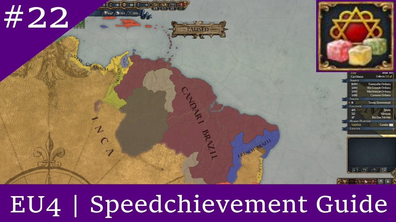 EU4 | Speedchievement: Turkish Delight - Самые лучшие видео