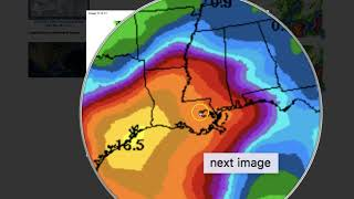 Catastrophic Flooding forecasted for Gulf of Mexico States