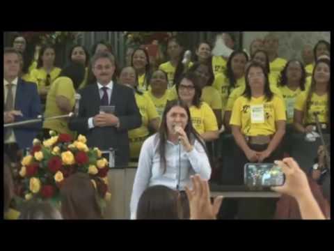 Hino da Assembléia de Deus em Abreu e Lima - Alice Maciel