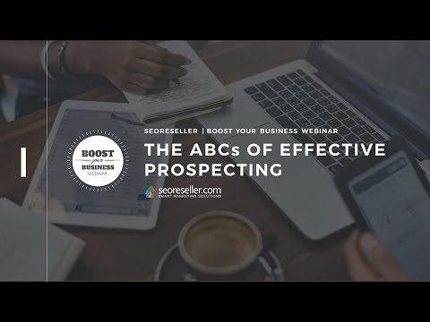 The ABCs of Effective Prospecting
