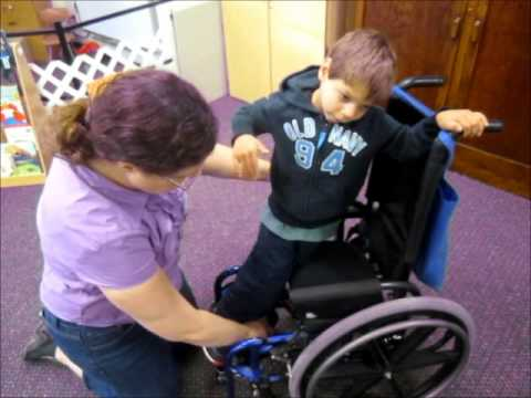 Wheelchair For Disabled Child Teaching A Child With Cp How