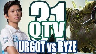 Stream QTV - URGOT không có đất diễn? (29/11) #31
