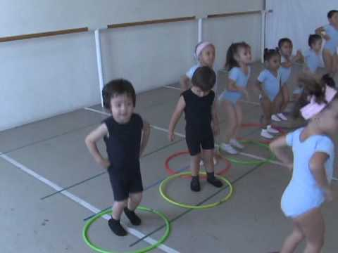 Danza lúdica para niños. Nivel Inicial - YouTube