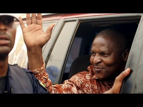 Faustin-Archange Touadera elected president of Central African Republic