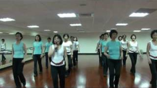 TEXAS STOMP 真情傳遞 linedance  CD 4-4 teach n demo
