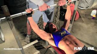 DLB Chest and Back Circuit
