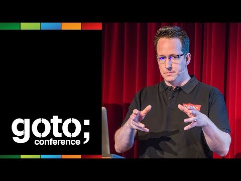 GOTO 2017 • Machine Learning, Your First Steps • David Stibbe