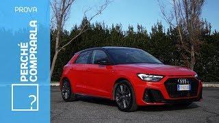 Audi A1 (2019) | Perché comprarla... e perché no