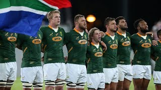 SA vs Wales 2019 || Rugby World Cup Hype