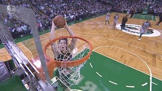 Cedi Osman Misses Wide Open Dunk! Celtics vs Cavaliers!