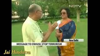 Tasleema Nasleen slapped Shekhar Gupta very badly. Tasleema nasreen exposes Shekhar gupta