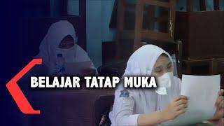Simulasi Pembelajaran Tatap Muka Digelar di Medan