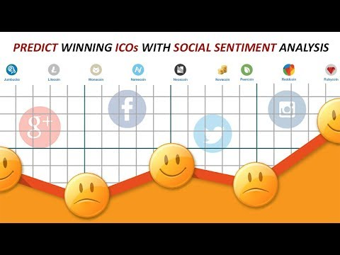 Predict Winning ICOs With Social Sentiment Analysis