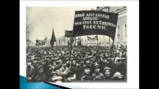 Международное положение СССР в 20 г. История 9 класс.