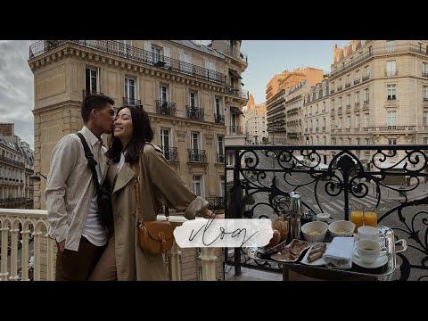VLOG: BACK IN PARIS 2021   ALYSSA LENORE
