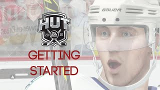 HUT 101: Getting Started in HUT on NHL 16 (NHL 16 Tips & Tricks Ep. 3)