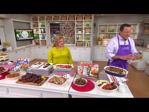 """Most Requested Recipes"" Cookbook by Taste of Home on QVC"