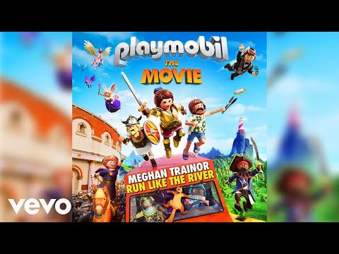 Chris Davis -  Meghan Trainor - 'Run Like The River' (Playmobil: The Movie soundtrack)
