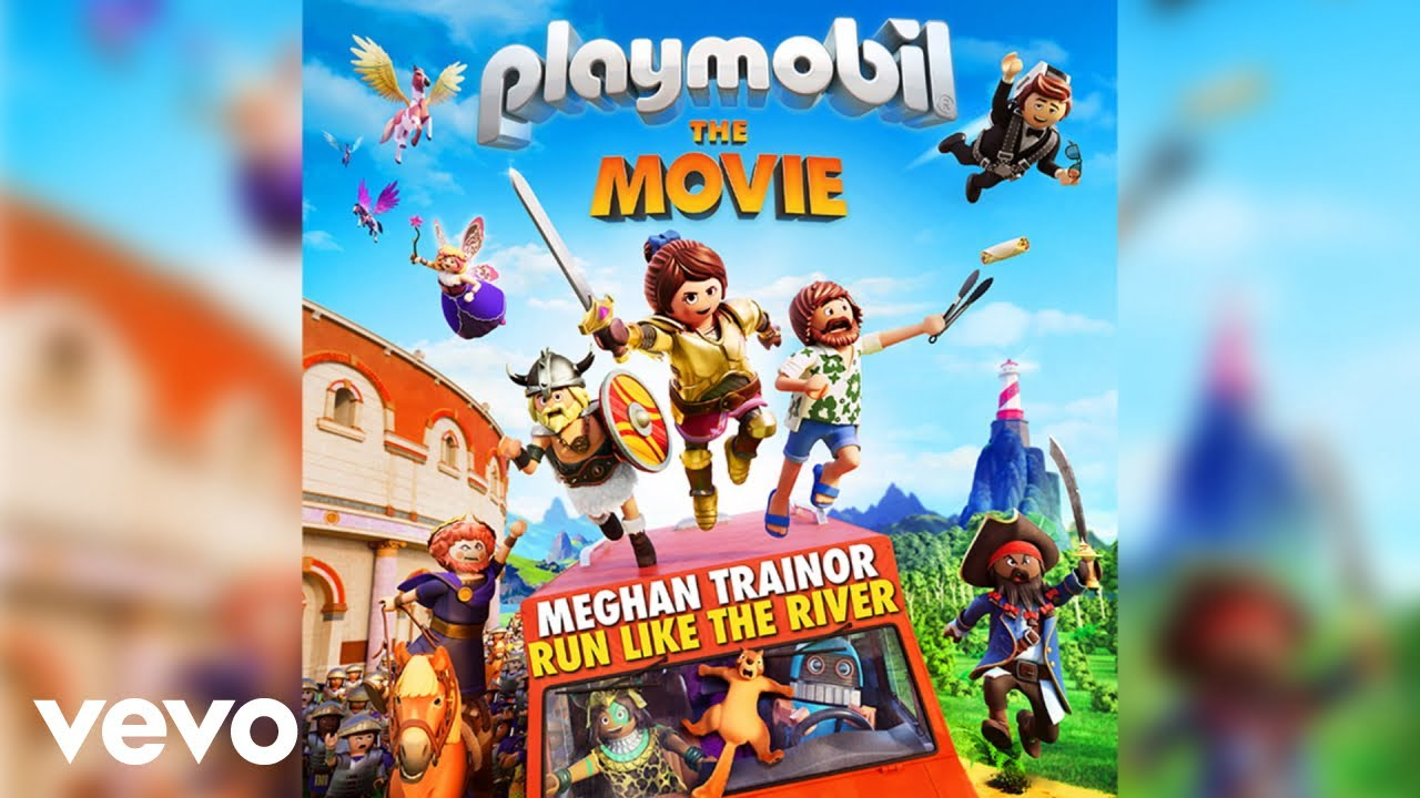 Meghan Trainor - Run Like The River (from Playmobil: The Movie soundtrack)