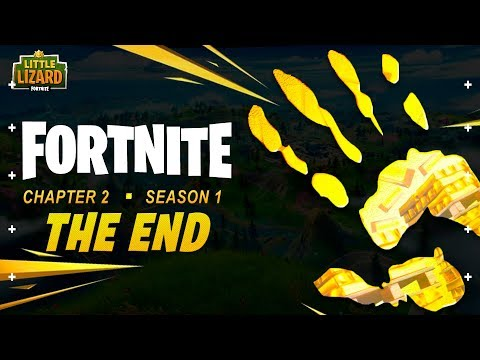 THE END OF SEASON 1 - Fortnite Chapter 2