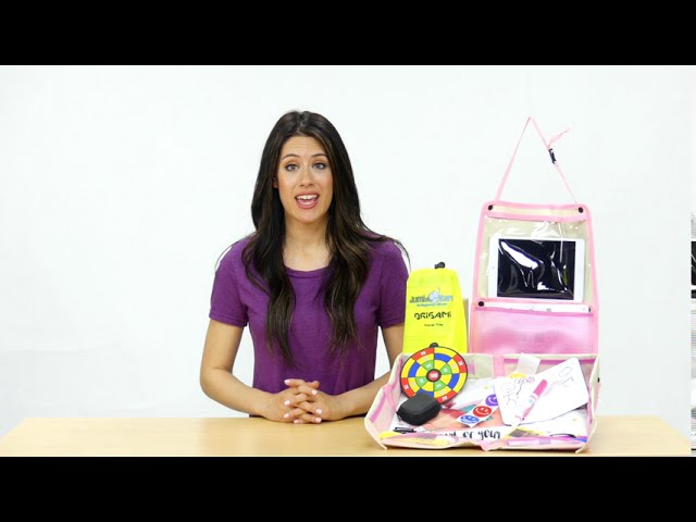 Product Video - Origami Travel Tray