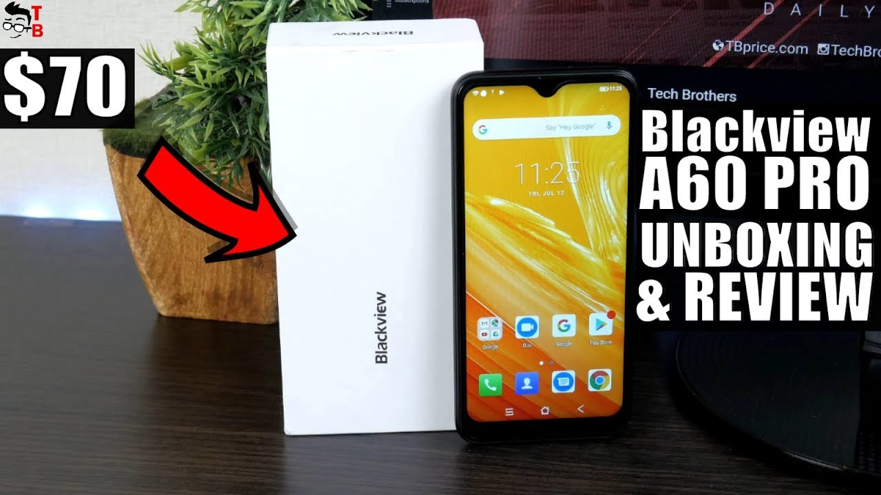 Blackview A60 Pro REVIEW: Is THIS The Best Ultra-Budget Phone 2019?