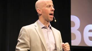 Completing an ironman on a borrowed heart | Derek Fitzgerald | TEDxBedminster