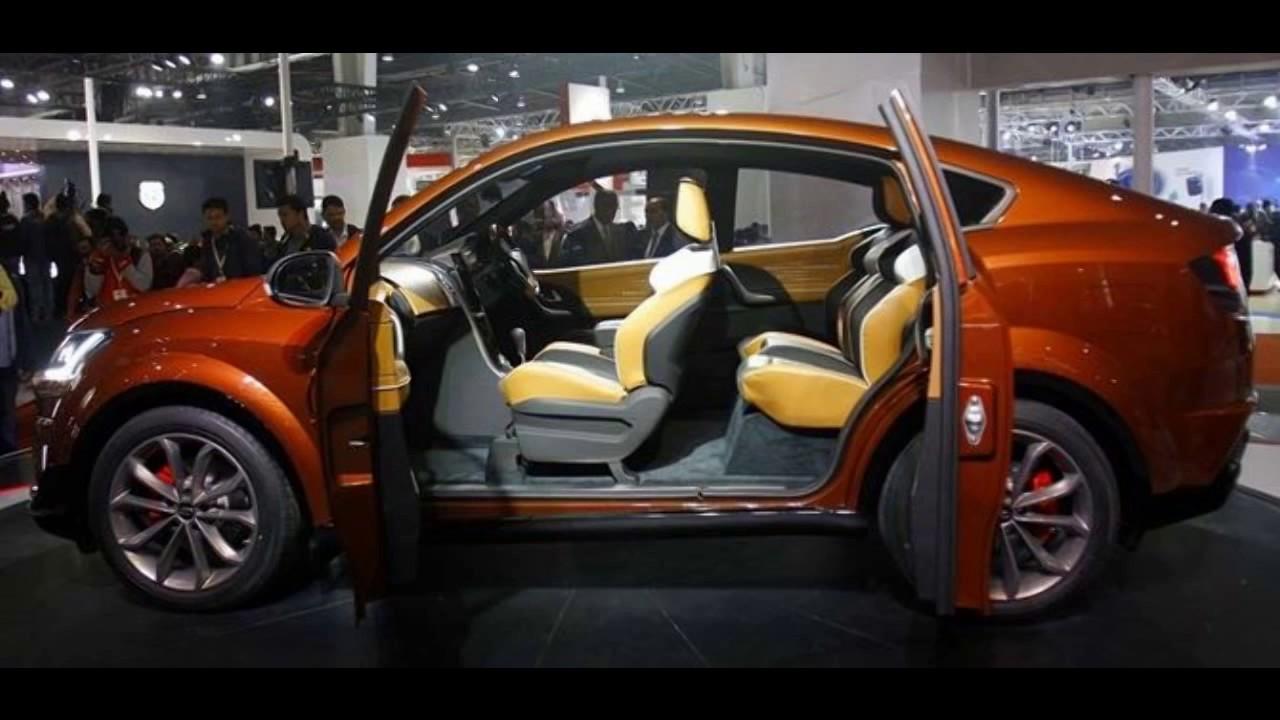 Hyundai Carlino Compact Suv Youtube