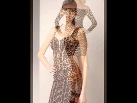 Leopar Elbise Modelleri 2015
