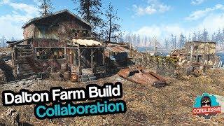 Fallout 4 Dalton Farm Collaboration
