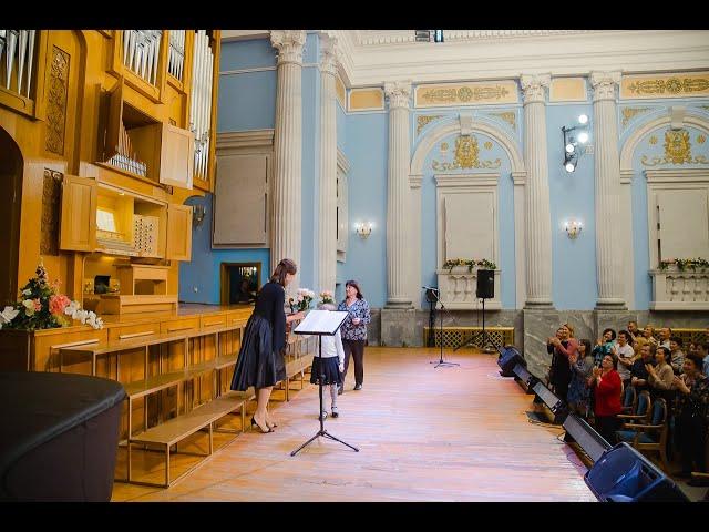 G.-P. Telemann Sonata for v.-da gamba and basso continuo a-moll  (transcription for viola and organ)