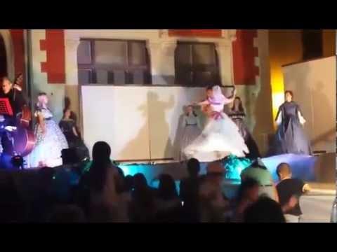 Vodnjan Viennese waltz Rosso Latino 31.07.2015.