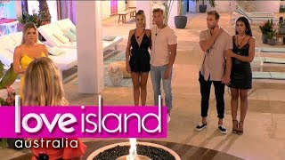 Millie and Mark are dumped | Love Island Australia 2018