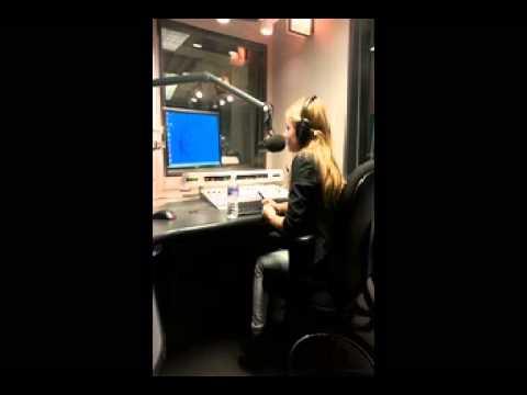 Jackie Evancho - INTERVIEW - 3 - NOV - 2013