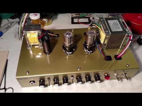 Pulse PM15H Amplifier Part 1 by Nick Norod