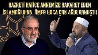 Gambar cover Hz. Hatice Annemize Dil Uzatan Mustafa İslamoğlu'na Ömer Döngeloğlu Hocadan Çok Sert Tepki