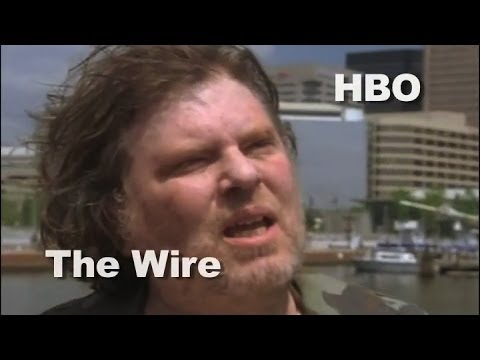 Joe Hansard on HBOs The Wire