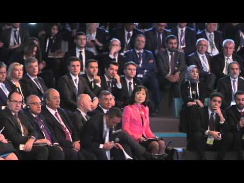 B20 Antalya Summit: G20 Leader's Session-Speech of Canada Prime Minister Justin Trudeau